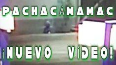 Vídeo Original Humanoide En Pachacámac ¿NUEVAS EVIDENCIAS ?