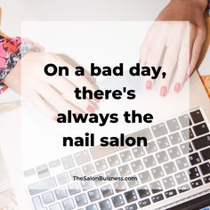 The ulimate list of nail quotes images. Funny nail quotes, pedicure quotes, manicure quotes and nail polish quotes. Nail puns and saying that are perfect for captions, business cards, and websites.