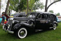 1937 Buick Byzantine Hearse by Sayers & Scovill @Lisa Suntrup BUICK GMC 4200 N SERVICE RD ST PETERS, MO 63376 (636)939-0800 - RACHEL WILCOX