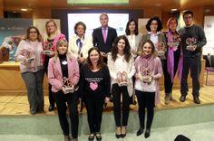 En la clausura del 'I Congreso Internacional Ana Bella de Mujeres Supervivientes'