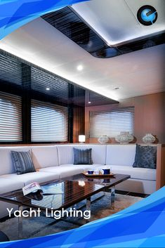 add led light strips to your yacht and improve both night sailing safety and the - Incorporating Leds Into Interior Design