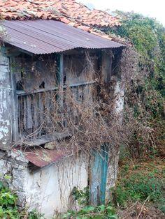 house ruins #georgitsi #sparta #greece