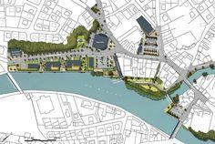 Inzinac Town Centre by Urbicus 16 « Landscape Architecture Works | Landezine