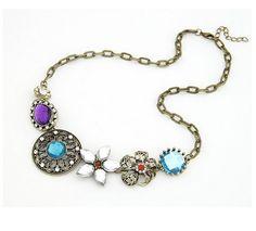 Fashion Maxi Statement Necklace