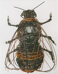 Willow Sculptures - New Environmental Art