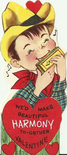 Vintage Valentine's Day Card by MadCrafting My Funny Valentine, Valentine Images, Valentines Art, Vintage Valentine Cards, Valentine Day Love, Vintage Greeting Cards, Valentine Day Cards, Victorian Valentines, Holiday Cards