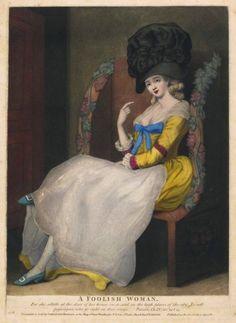 Courtesan, 1785,.