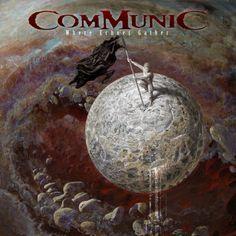 COMMUNIC-Where-Echoers-Gather-album-cover