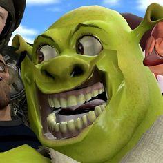 Shrek is love.Shrek is life.
