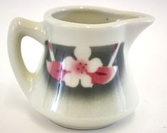Vintage Wallace Restaurant China Orchid Creamer