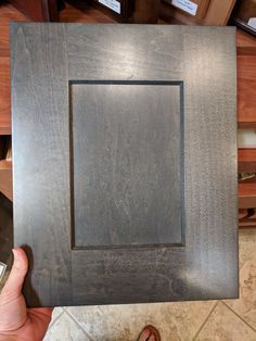 Earl Grey stain on a Maple Cabinet Gray Kitchen Cabinets Cabinet Earl Grey Maple Stain Refacing Kitchen Cabinets, Maple Cabinets, Kitchen Cabinet Colors, Kitchen Redo, Home Decor Kitchen, Kitchen Furniture, New Kitchen, Kitchen Ideas, Kitchen Pics