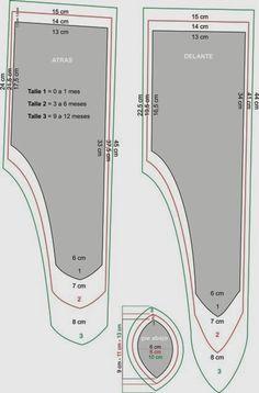 Momo Crafts: Ranita o pantalón (0 a 12 meses)