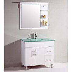 Legion Furniture Sarnia 36 in. Single Bathroom Vanity Set