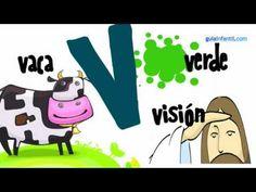 Canción infantil del abecedario -  Aprender El Abecedario