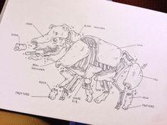 Ink & Paper - 2014 by Alexandre Godreau on Behance   Drawing   Ink   Inking   Drawing   Illustration    Ilustração   Desenho   Sketchbook   Sketch   Layout   Rascunho   Black   Pen   Pencil  