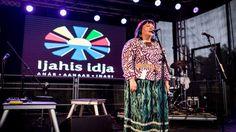 Tänä vuonna alkuperäiskansojen musiikkifestivaalissa, Ijahis Idjassa kuultiin…