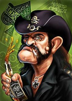 Risultati immagini per motorhead poster card, the ace of spades tour Funny Caricatures, Celebrity Caricatures, Heavy Metal Art, Heavy Metal Bands, Rock Posters, Band Posters, Cartoon Faces, Funny Faces, Hard Rock