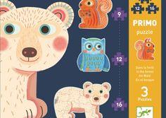 Primo Puzzle verfügbar – Djeco Neuheiten 2016