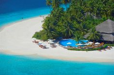 Filitheyo Island Resort, Maldives.
