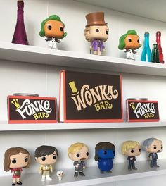 Willy Wonka Funko Pop collection @pop.funko.pop