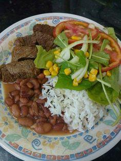 comida dietetica para almuerzo