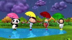 Resultado de imagen para imagenes del invierno con lluvia infantiles Tweety, Tarot, Family Guy, 3d, Fictional Characters, Youtube, Seasons Of The Year, Nursery Rhymes, Rain