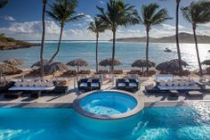 Hotel Guanahani - St. Barts pinned from @Aaron De Simone Tiffany Twitter profile #luxury #hotels