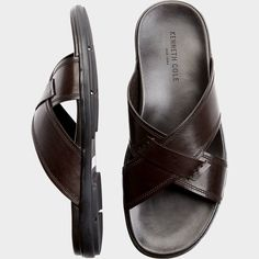 Buy a Kenneth Cole Lites Out Brown Sandals online at Men's Wearhouse. See the latest styles of men's Sandals. FREE Shipping on orders $99+.