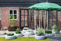 De 3 groene trends van 2018 Arch, Outdoor Structures, Patio, Outdoor Decor, Home Decor, Longbow, Decoration Home, Room Decor, Wedding Arches