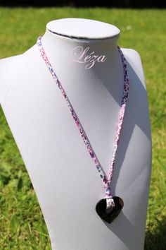 Extension, Html, Swarovski, Beaded Necklace, Boutique, Jewelry, Crystal, Liberty Print, Beaded Collar