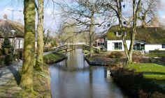 Dreaming of the simple life? Try the village in the Netherlands with no roads (but you'll need a boat)