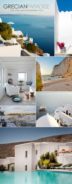 Grecian Paradise is a blog about greek style, decor and inspiration. Visit at www.grecianparadise.com