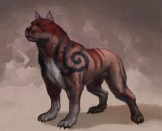 Dragon age: war dog concept art 2