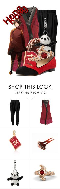 """""""Hong Kong from Hetalia: Axis Powers"""" by likeghostsinthesnow ❤ liked on Polyvore featuring 3.1 Phillip Lim, Proenza Schouler, Tiffany & Co., Amore La Vita and Charlotte Olympia"""