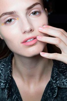 2015 Nails Straight from The Fashion Weeks