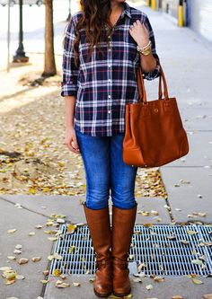 Last Days of Fall | Thanksgiving Outfit | Bows, Pearls & Sorority Girls