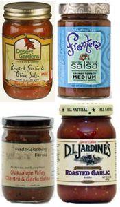 Garlic Lover's Salsa Sampler - Mother's Day Gifts