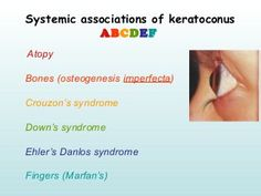 Mnemonics of Ophthalmology Marfan Syndrome, Ehlers Danlos Syndrome, Nerve Palsy, Osteogenesis Imperfecta, Aortic Dissection, Eye Anatomy, Medical Intuitive, Down Syndrome, Eyes