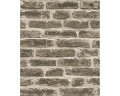 Taş Desenli Ithal Duvar Kağidi J34407