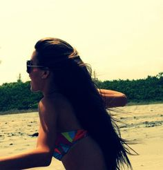 Looks like sunset in florida Summer 3, Summer Of Love, Summer Vibes, Wind Blown Hair, Wind In My Hair, Long Hair Cuts, Long Hair Styles, Summertime Girls, Let It All Go