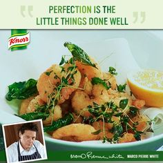 This Breaded Scampi is the perfect dish to enjoy on a warm Summer evening.  http://www.knorr.co.uk/recipes/detail/8342/1/breaded-scampi
