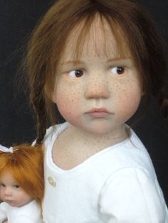 Doll or sculpture?