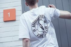 @ArrogantArtist  White Tee Whit Logo !  Get your own at http://www.laboutik.co.uk/collections/men/products/8