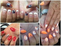 Various Nails...by Stella Nails di Alice Conventi