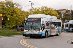 Port Huron El Dorado bus.