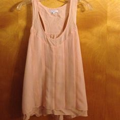 tank top / gap Light pink. Flowy. GAP Tops Tank Tops