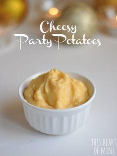 Cheesy Party Potatoes