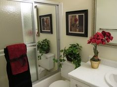 Pictures Of Kilim Beige Walls | Staging a Bathroom is Easy...