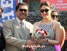 Kareena Kapoor at 'Mid Day Race'