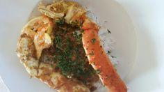 Sauce de pince de crabe royale et piment au citron